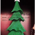 Karácsonyfa harisnyából