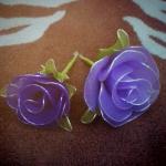 Egyszerű, kék rózsa – kezdőknek