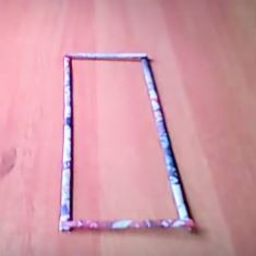 üveg díszítése újságpapírral