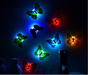 pillangó függönydísz