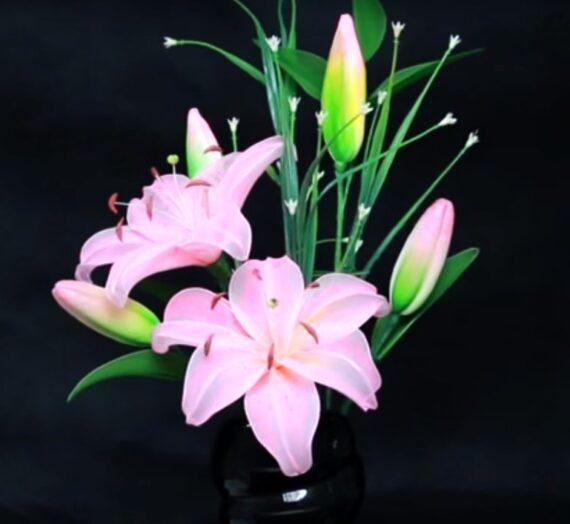 Élethű királyliliom
