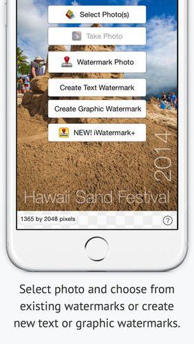 iwatermark-iphone