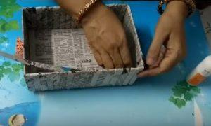 papírfonás