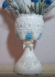 esküvői váza 1