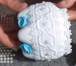 esküvői váza 6
