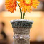 Készíts tartót virágaidnak