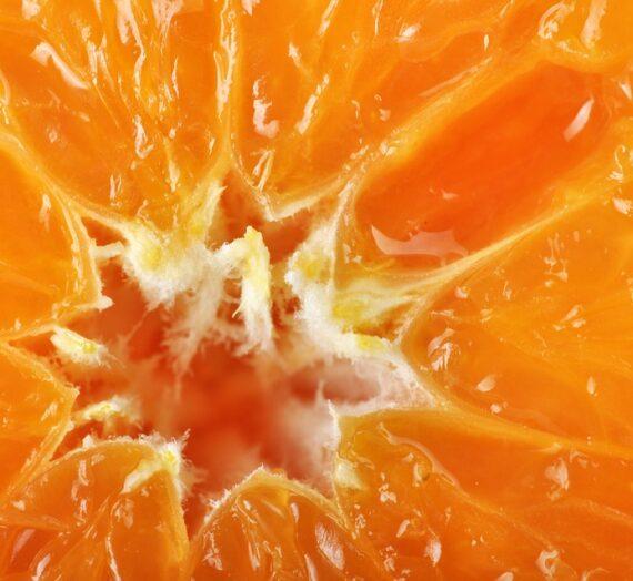 A rosszkedv ellenszere, a narancssárga