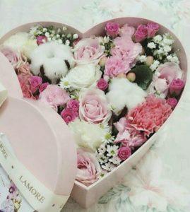 virágbox