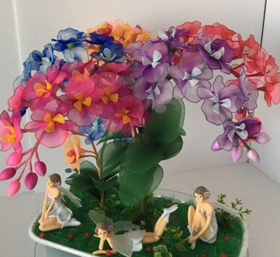 Tündéres Orchidea